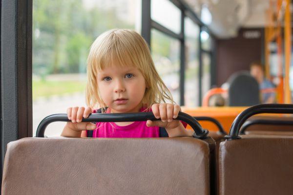 Από ποια ηλικία μπορεί ένα μωρό να μπει στα Μέσα Μαζικής Μεταφοράς;   imommy.gr