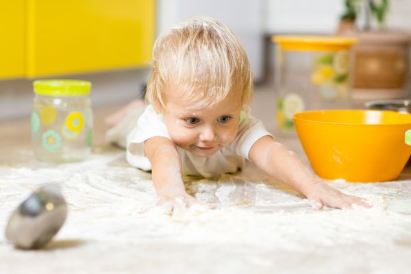 Υπάρχει τρόπος να κάνω ένα μωρό ενός έτους να πειθαρχήσει; | imommy.gr