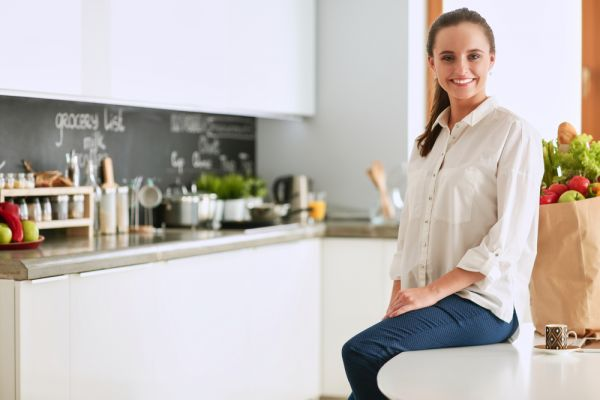 Με αυτά τα tips η κουζίνα σας θα μυρίζει πάντα υπέροχα | imommy.gr