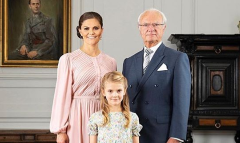 Σουηδία: Ο βασιλιάς «απέπεμψε» πέντε από τα εγγόνια του | imommy.gr