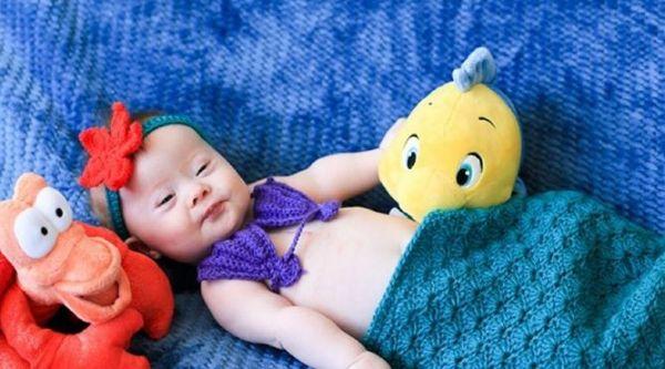 Η πιο παραμυθένια φωτογράφιση με παιδιά με σύνδρομο Down   imommy.gr