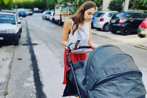Φωτεινή Αθερίδου: Γυμνάζεται παρέα με τον νεογέννητο γιο της | imommy.gr