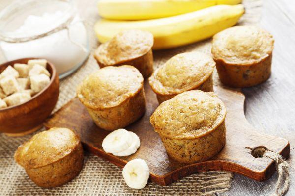 Πεντανόστιμα muffins με μπανάνα | imommy.gr