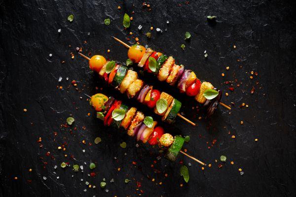 Σουβλάκια με λαχανικά | imommy.gr