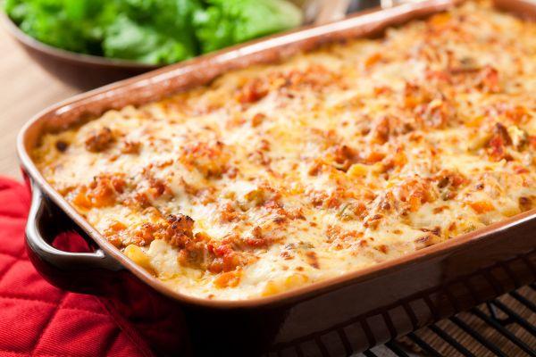 Ογκρατέν ζυμαρικών με τυρί που λιώνει | imommy.gr