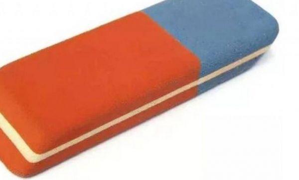 Σε τι πραγματικά χρησιμεύει το μπλε μέρος της γόμας στο στυλό | imommy.gr
