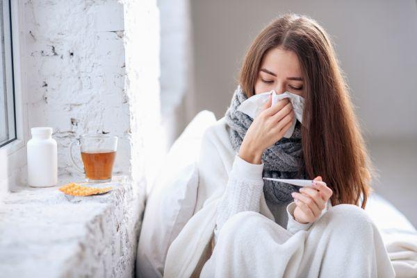 Γρίπη και κρυολόγημα : Για πόσες μέρες είναι μεταδοτικά | imommy.gr