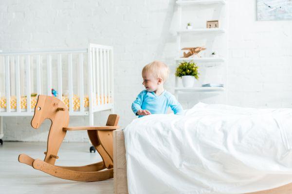 Από την κούνια στο παιδικό κρεβάτι με ασφάλεια | imommy.gr
