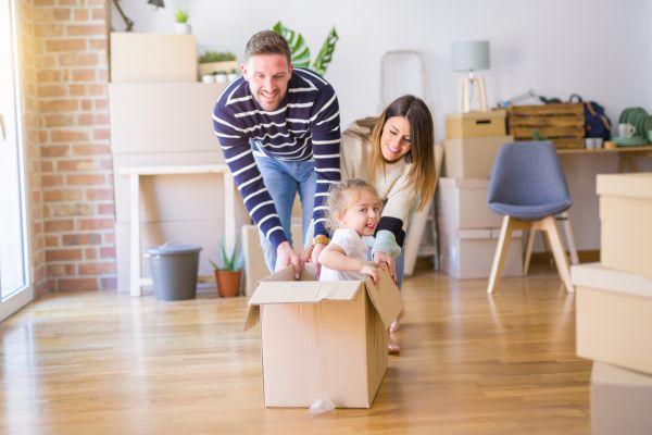 Μετακομίζοντας μαζί με το παιδί | imommy.gr
