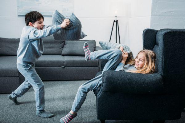 Αποτρέψτε τα αδέλφια από τσακωμούς | imommy.gr