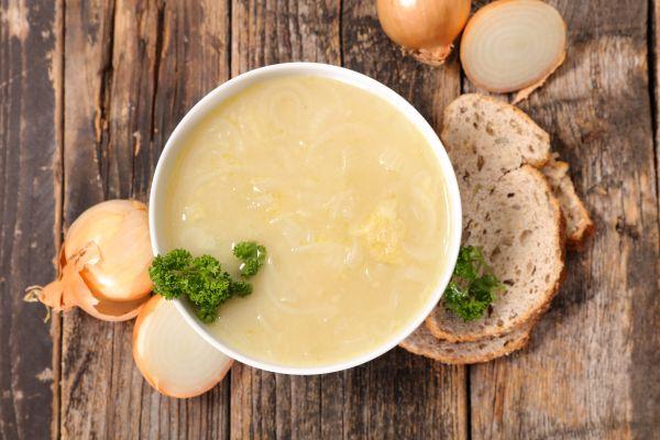 Κρεμμυδόσουπα με κρουτόν | imommy.gr