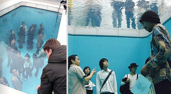 Η απόλυτη ψευδαίσθηση: Μια πισίνα που… μπορείς να επισκεφτείς, αλλά όχι να κολυμπήσεις | imommy.gr