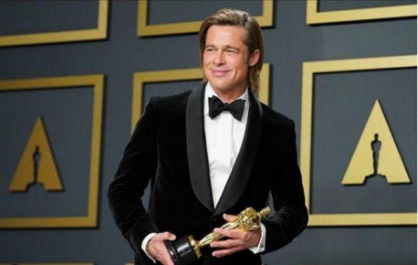 Brad Pitt: Γιατί συγκίνησε τόσο πολύ με την ευχαριστήρια ομιλία του; | imommy.gr
