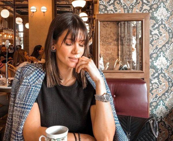 Νίκη Θωμοπούλου: Ποζάρει στον όγδοο μήνα της εγκυμοσύνης της | imommy.gr