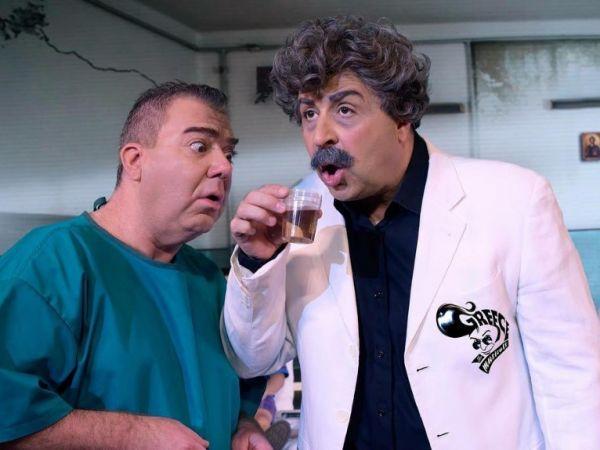 Μάρκος Σεφερλής : Μόνο εγώ σατιρίζω τους ομοφυλόφιλους στις παραστάσεις μου; | imommy.gr