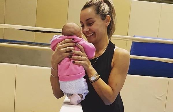 Βασιλική Μιλλούση: Το τρυφερό μήνυμα για την 3 μηνών κόρη της | imommy.gr