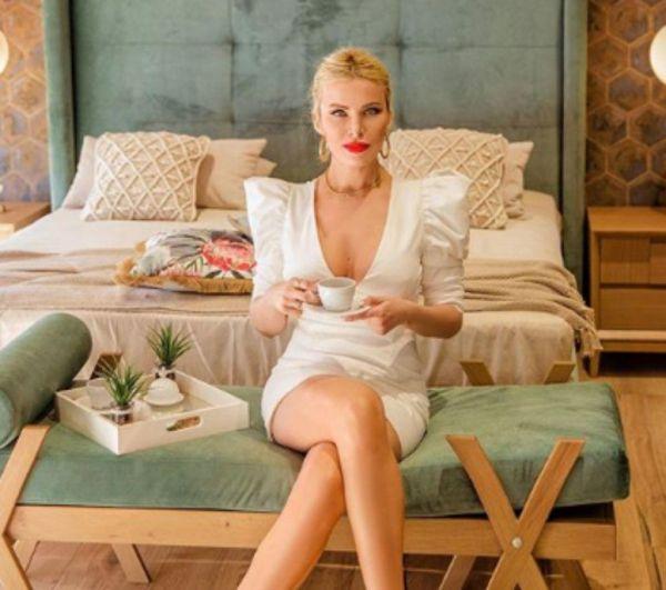 Κατερίνα Καινούργιου: Φωτογράφισε για πρώτη φορά τον σύντροφό της | imommy.gr