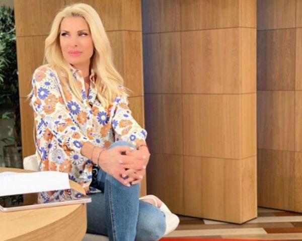 Ελένη Μενεγάκη: «Έπαθα τέτοιο πανικό που λέω φέρτε μου μεγάλα αντισηπτικά» | imommy.gr