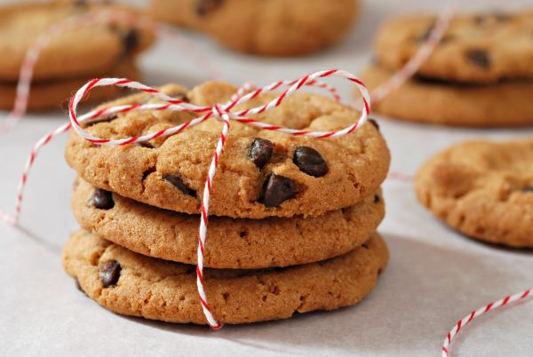 Soft cookies με κομματάκια σοκολάτας | imommy.gr