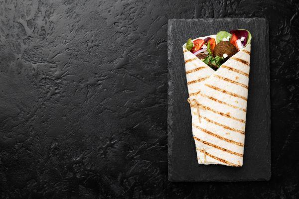 Τορτίγια γεμιστή με όσπρια | imommy.gr