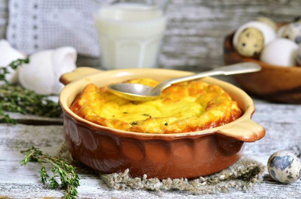 Ομελέτα φούρνου με φέτα | imommy.gr