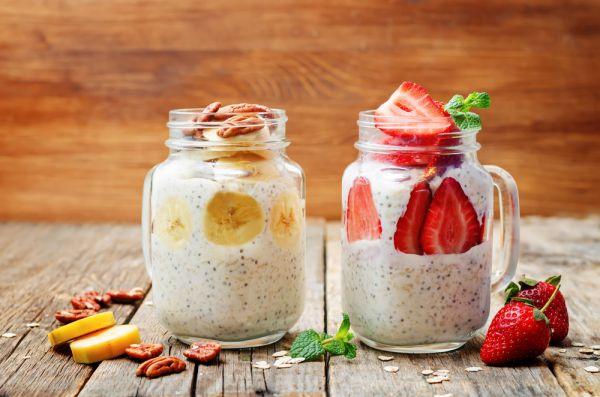 Overnight oats: Πέντε υπέροχες προτάσεις για να απολαύσετε τη βρώμη σας | imommy.gr