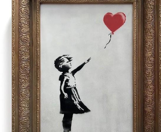 Το νέο έργο του Banksy βρίσκεται… στο μπάνιο του | imommy.gr