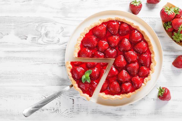 Τάρτα με φράουλες | imommy.gr