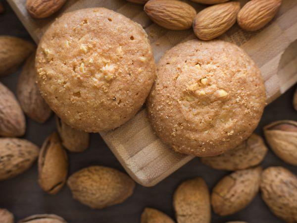 Μπισκότα αμυγδάλου χωρίς ζάχαρη | imommy.gr