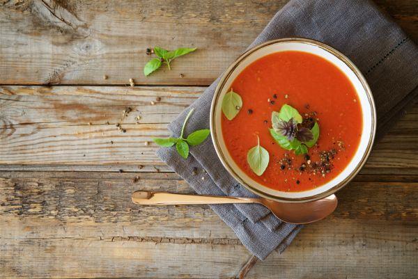 Εύκολη συνταγή για υπέροχη ντοματόσουπα | imommy.gr