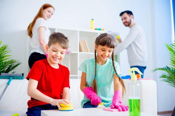 Καθαριότητα: Έτσι θα κάνετε το σπίτι να λάμψει σε ελάχιστο χρόνο | imommy.gr