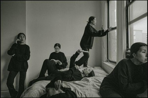 The Journal: Ένα φωτογραφικό ημερολόγιο για τις μέρες της καραντίνας | imommy.gr