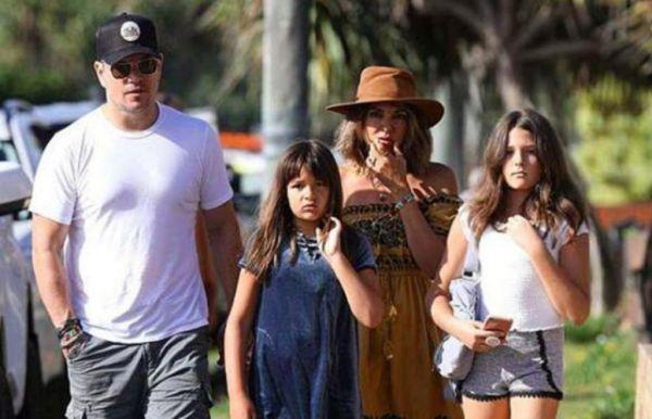 Matt Damon: Η κόρη του νόσησε από κοροναϊό   imommy.gr