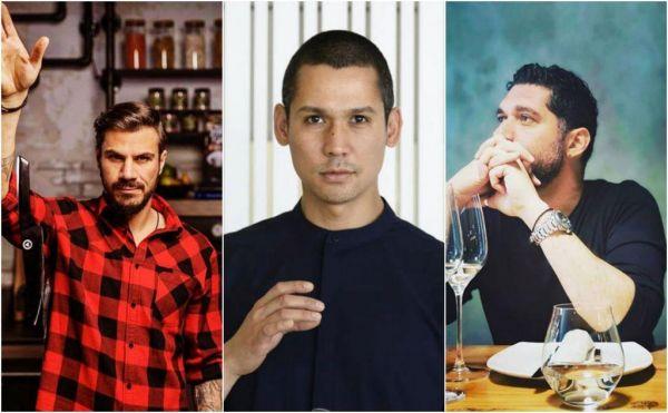 Κοντιζάς – Πετρετζίκης – Ιωαννίδης φωνάζουν «Λευτεριά στις κουζίνες» | imommy.gr