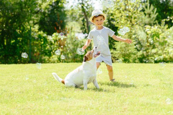 Πώς θα είναι ασφαλές ενώ παίζει στον κήπο; | imommy.gr