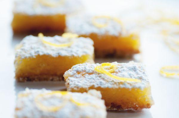Φτιάχνουμε υπέροχες μπάρες λεμονιού   imommy.gr