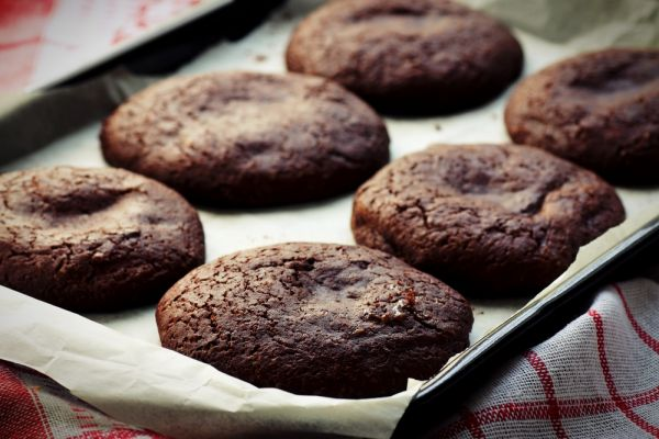 Cookies σοκολάτας με τρία υλικά | imommy.gr