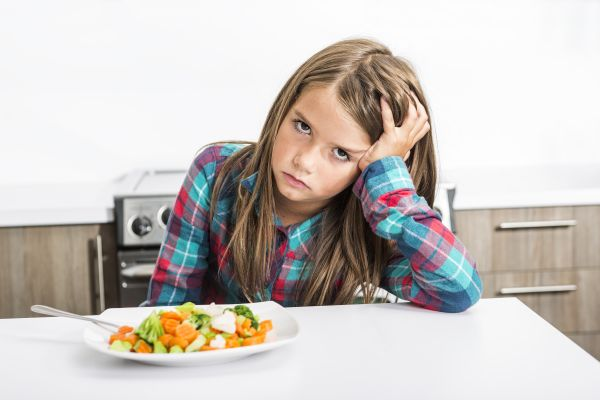 Πειράζει που δεν τρώει λαχανικά;   imommy.gr