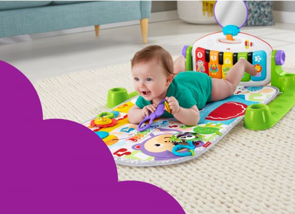 Fisher-Price: Ένα παιδί ετών… ενενήντα | imommy.gr