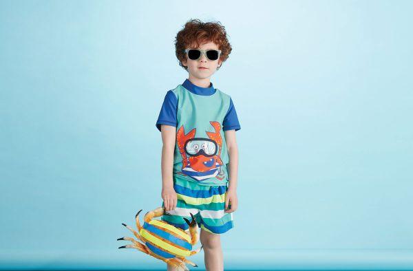 H συλλογή Swimwear της DPAM που έχουν λατρέψει όλα τα παιδιά | imommy.gr