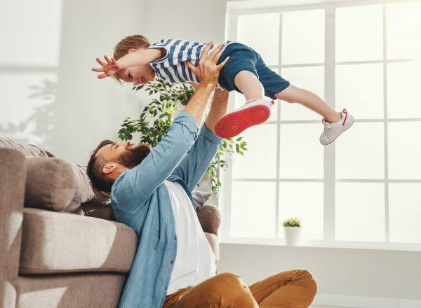 Μπαμπάς… πλήρους απασχόλησης | imommy.gr