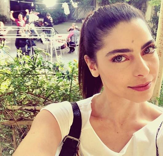 Μυριέλλα Κουρεντή: Της ζήτησαν selfie σε παραλία γυμνιστών | imommy.gr