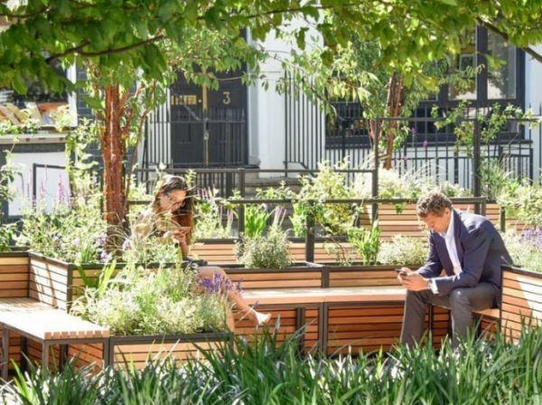 «Parklets»: Λειτουργικά φορητά… πάρκα | imommy.gr