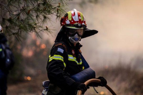 Κεχριές: Για πέμπτη ημέρα σε εξέλιξη η φωτιά – Υψηλός κίνδυνος πυρκαγιάς σήμερα | imommy.gr