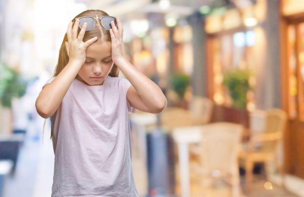 Γιατί το νήπιο έχει πονοκέφαλο; | imommy.gr