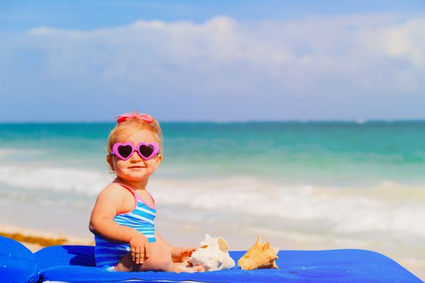 Προστατεύοντας το μωρό από την ζέστη και τον ήλιο | imommy.gr