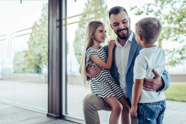 Μαθήματα διαχείρισης χρόνου για μπαμπάδες   imommy.gr