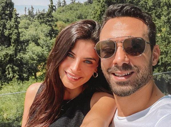 Διακοπές στα Μετέωρα για τον Σάκη Τανιμανίδη και την Χριστίνα Μπόμπα | imommy.gr