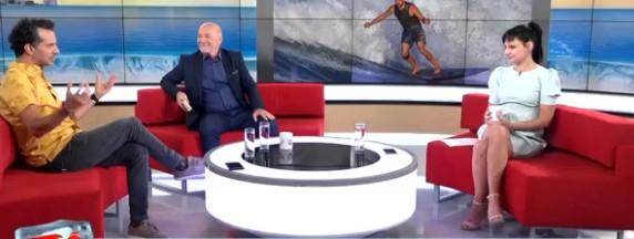 Γιώργος Χρανιώτης στον «Μini Καύσωνα»: Δεν ήταν κάτι που ζήλευα η πατρότητα | imommy.gr
