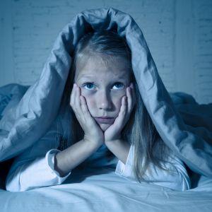 Γιατί το παιδί έχει αϋπνία;